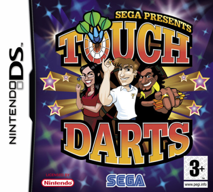 SEGA Presents: Touch Darts (NDS)