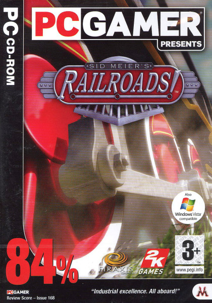 Sid Meiers Railroads (PC)