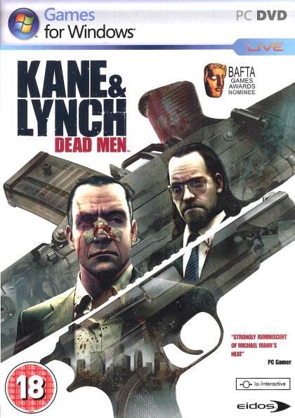 Kane and Lynch: Dead Men (PC)
