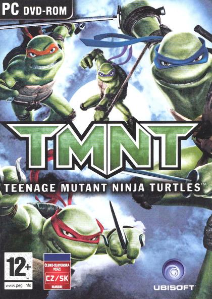 TMNT: Teenage Mutant Ninja Turtles (PC)