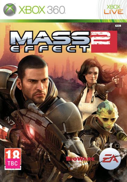 Mass Effect 2 (X360)