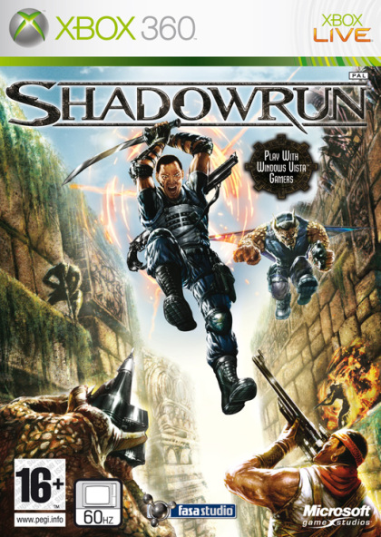 Shadowrun (X-360)