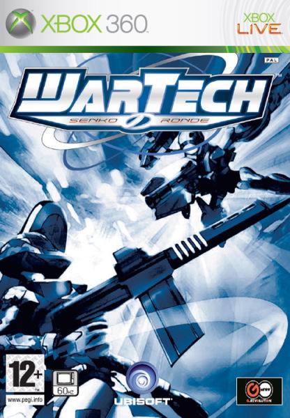 WarTech Senko no Ronde (X-360)