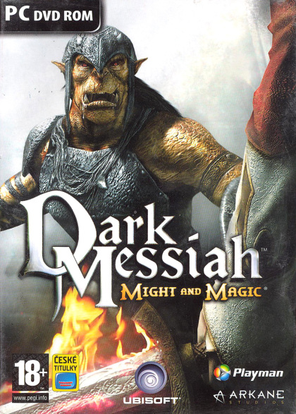 Dark Messiah of Might and Magic CZ (PC)
