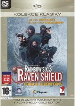Tom Clancys Rainbow Six 3 - Raven Shield Gold (PC)