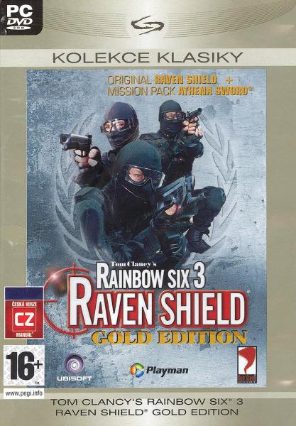Tom Clancys Rainbow Six 3 - Raven Shield Gold (PC)