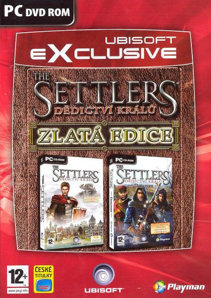 The Settlers V: Dědictví Králů Gold (PC)