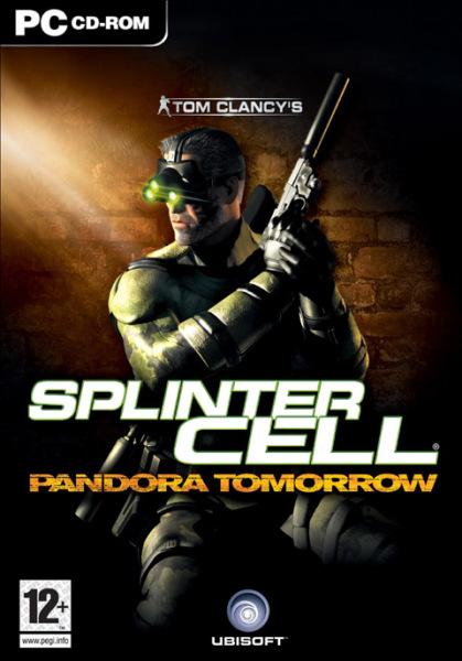 Tom Clancys Splinter Cell Pandora Tomorrow (PC)