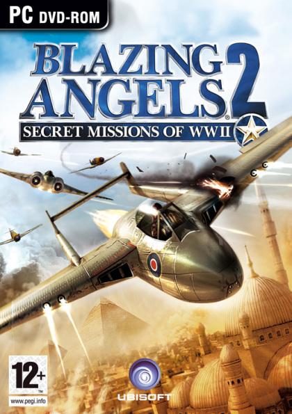 Blazing Angels 2: Secret Missions of WWII (PC)