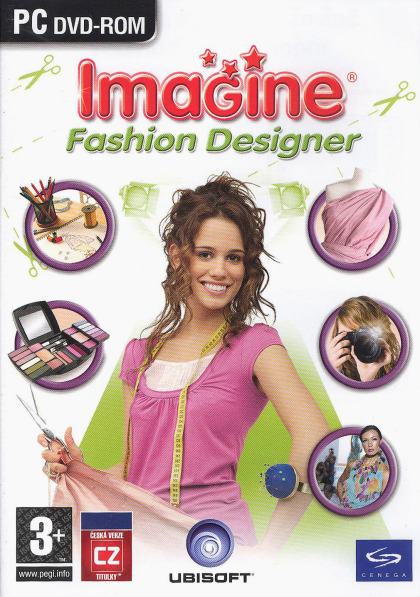 Imagine: Fashion Designer (PC)