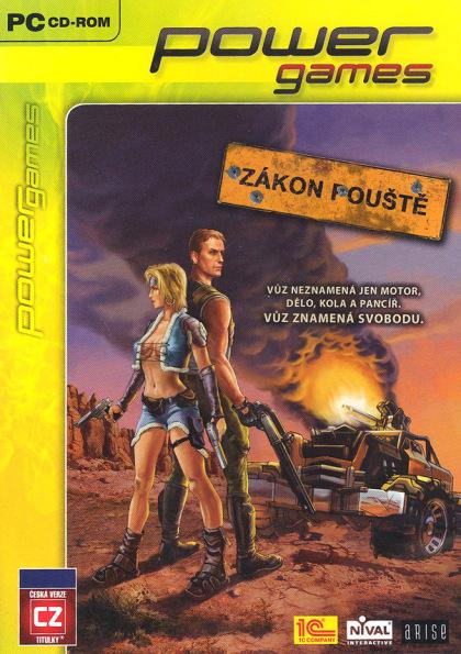 Kojoti: Zákon Pouště (PC)
