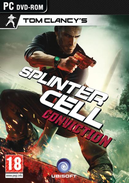 Tom Clancys Splinter Cell Conviction (PC)