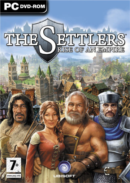 The Settlers VI: Vzestup říše (PC)