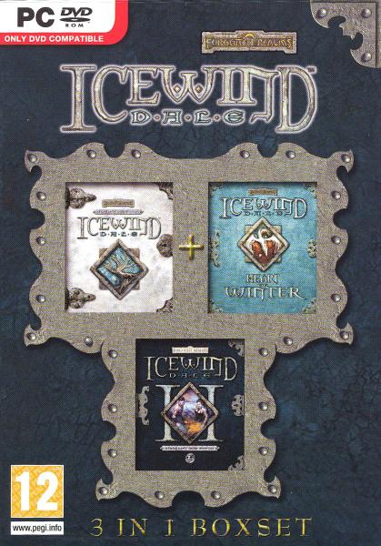 IceWind Dale Saga (PC)