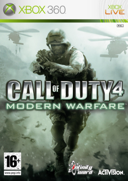 Call of Duty 4 Modern Warfare (X-360)