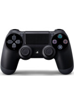 Dual Shock 4 Jet Black PS4 (PS4)