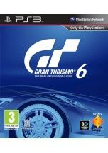 Gran Turismo 6 (PS3) Bazarové
