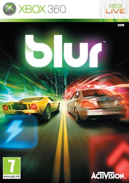 Blur (X-360)