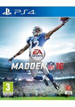 Madden NFL 16 (PS4) Bazarové