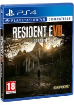 Resident Evil 7: Biohazard (PS4) Bazar