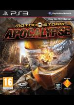 MotorStorm Apocalypse - bazar