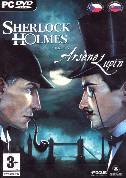 Sherlock Holmes vs Arsene Lupin (PC)