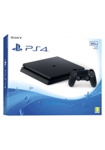 SONY Playstation 4 slim 500GB + JUST CAUSE 4 PS4