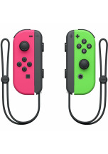 Nintendo Switch Joy-Con ovladače Blue/Neon Yellow