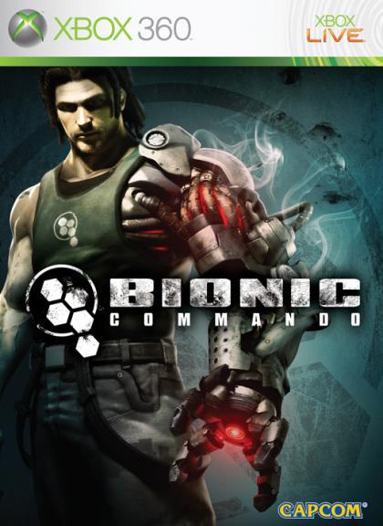 Bionic Commando (X-360)