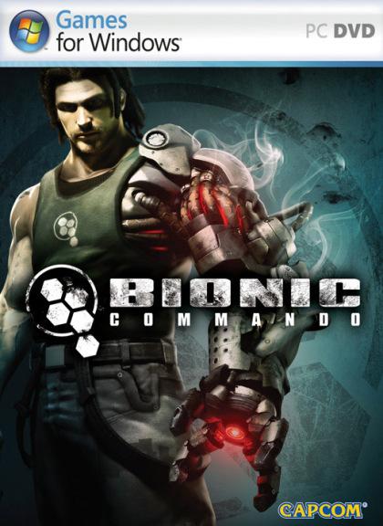 Bionic Commando (PC hry)