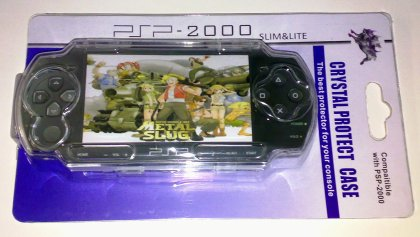 PSP Slim Crystal cover (PSP)