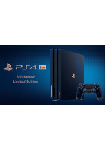 PlayStation 500 Million Limited Edition PS4™ Pro Console 2TB