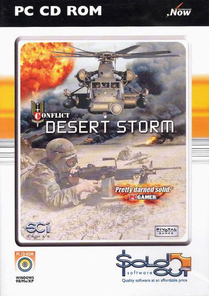 Conflict Desert Storm (PC)