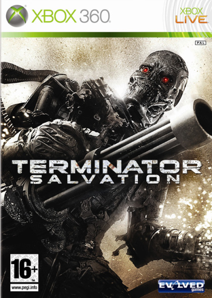 Terminator Salvation: The Game (X360)
