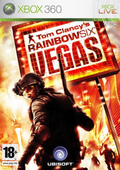 Tom Clancys Rainbow Six Vegas (X-360)