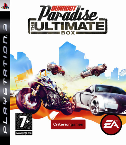 Burnout Paradise: The Ultimate Box (PS3)
