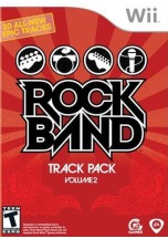 Rock Band Song Pack 2 (Wii)