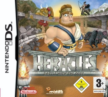 Heracles: Battle With The Gods (NDS)
