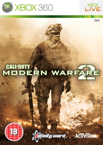 Call of Duty: Modern Warfare 2 (X360)