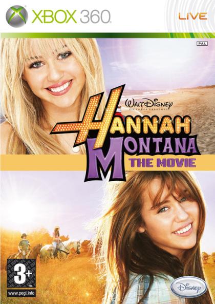 Hannah Montana The Movie (X360)