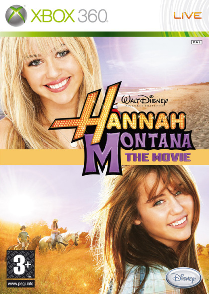 Hannah Montana The Movie (X360)
