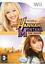 Hannah Montana The Movie (Wii)