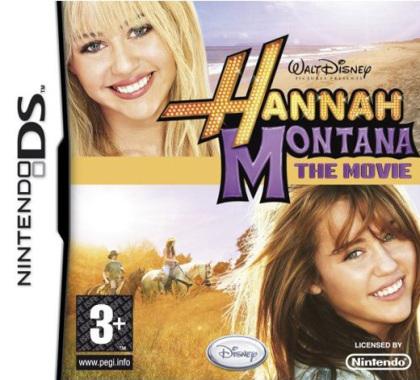 Hannah Montana The Movie (NDS)