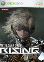 Metal Gear Rising: Revengeance (X-360)