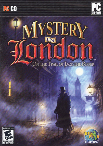 Mystery in London: On the trail of Jack the Ripper (PC)