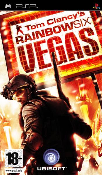 Tom Clancys Rainbow Six Vegas (PSP)
