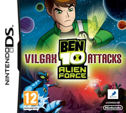 Ben 10: Alien Force - Vilgax Attacks (NDS)