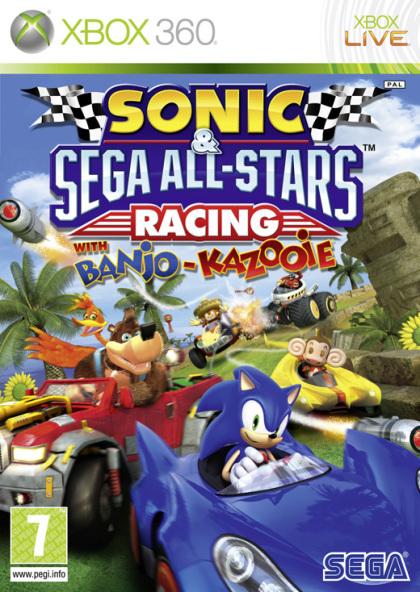 Sonic & SEGA All-Stars Racing (X360)