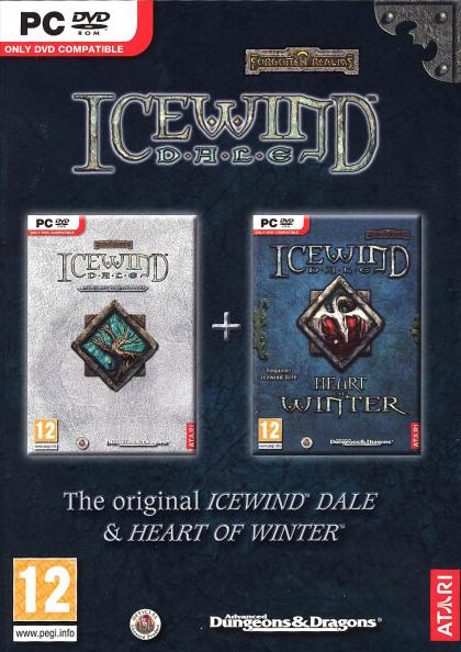 IceWind Dale + Heart of Winter (PC)