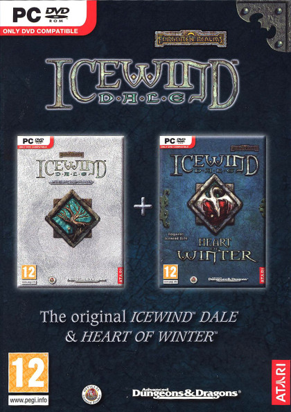 IceWind Dale + Heart of Winter (PC)